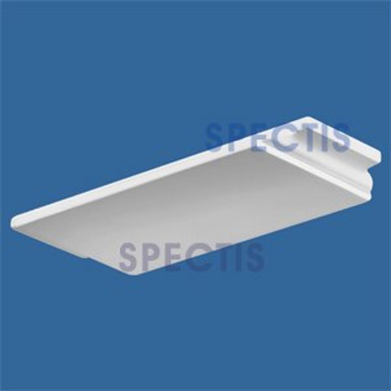 "BL2476C Corbel Block or Eave Bracket 7""W x 1""H x 3.75"" P"