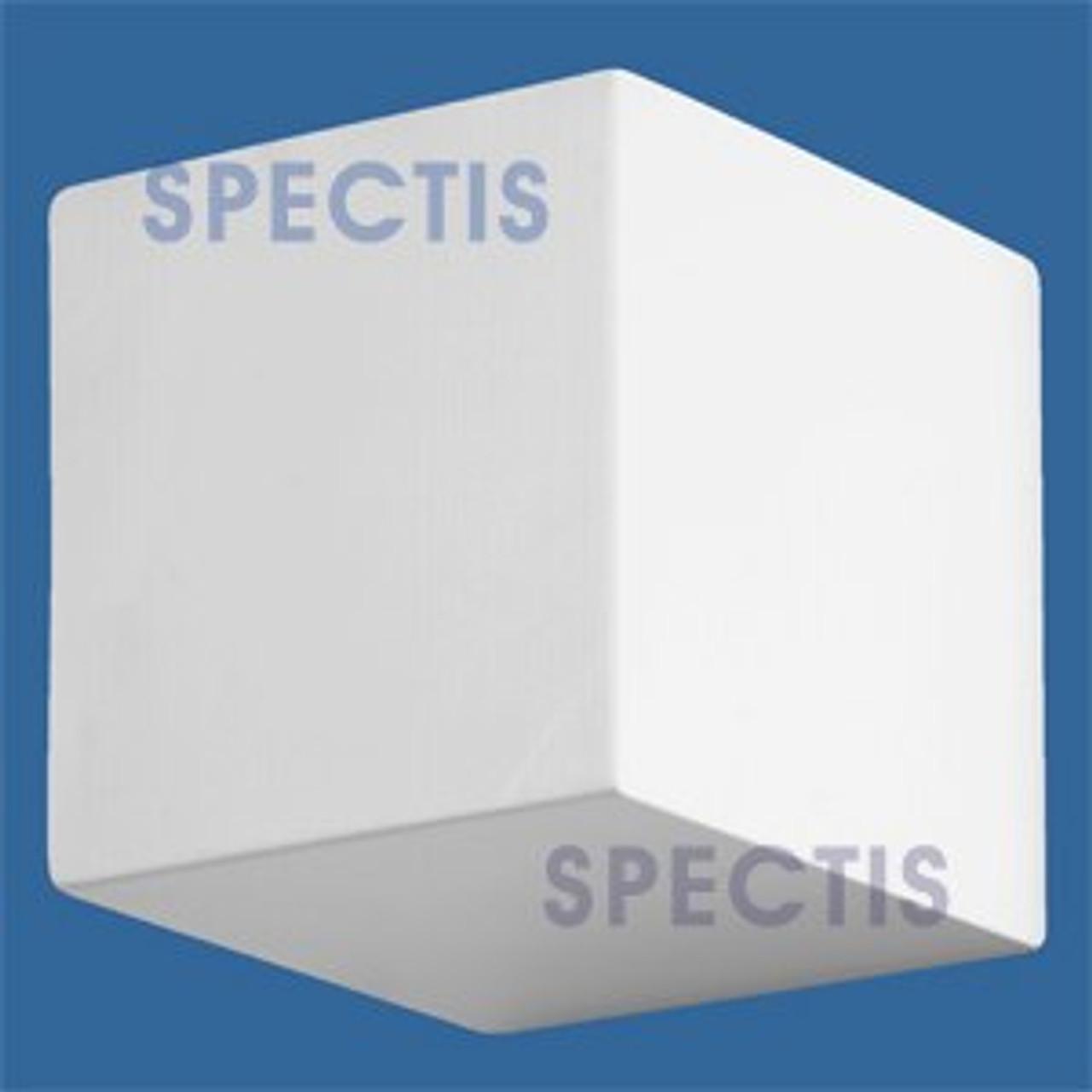 """BL2491L-8/12 Pitch Corbel Block or Eave Bracket 6""""W x 6""""H x 6"""" P"""