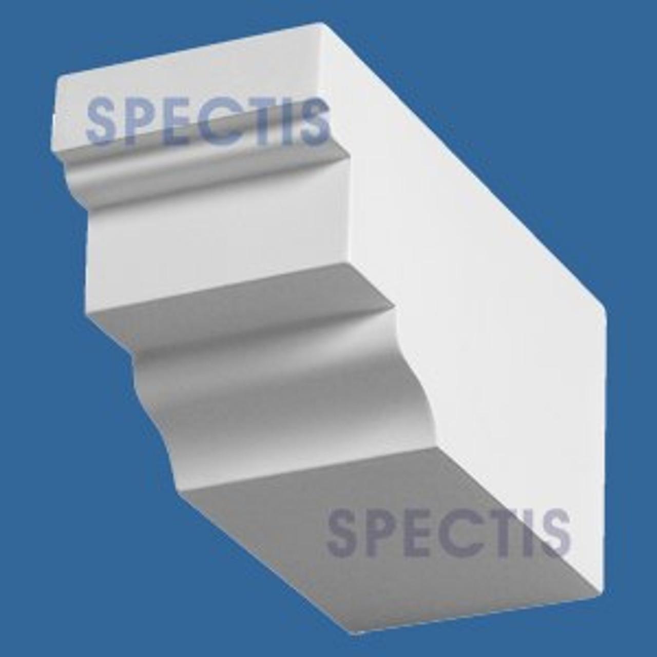 "BL2514 Corbel Block or Eave Bracket 2.5""W x 3""H x 6"" P"