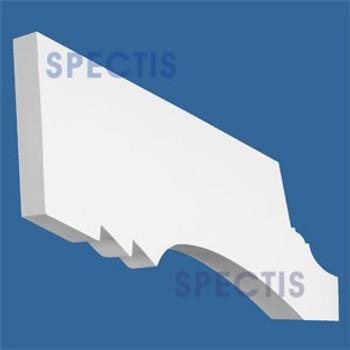 "BL2549 Corbel Block or Eave Bracket 2.5""W x 7.25""H x 16.5"" P"
