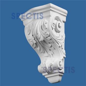 "BL2563 Corbel Block or Eave Bracket 7.5""W x 14""H x 6"" P"