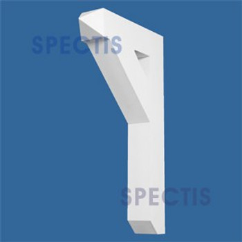 "BL2565 Corbel Block or Eave Bracket 4""W x 18""H x 30"" P"