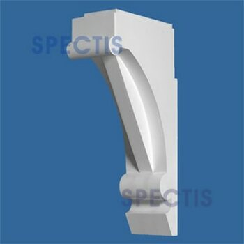 "BL2590 Corbel Block or Eave Bracket 4.5""W x 19.25""H x 10.5"" P"