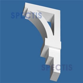 "BL2606 Corbel Block or Eave Bracket 5.25""W x 28.25""H x 12"" P"