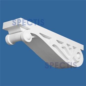 "BL2621 Corbel Block or Eave Bracket 5.125""W x 6""H x 21"" P"