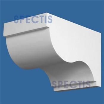 "BL2631 Corbel Block or Eave Bracket 5.3""W x 5.3""H x 8"" P"
