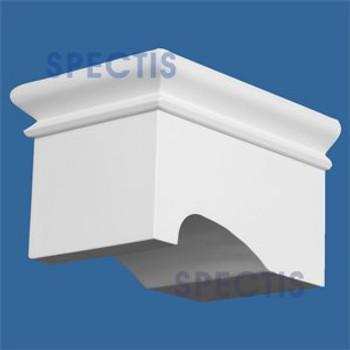 "BL2653 Corbel Block or Eave Bracket 5.75""W x 5""H x 7.9"" P"