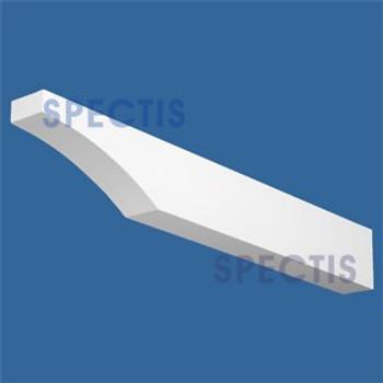 "BL2697 Corbel Block or Eave Bracket 4""W x 6.75""H x 48"" P"