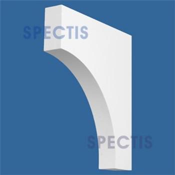 "BL2763 Corbel Block or Eave Bracket 2""W x 14""H x 12"" P"