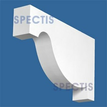 "BL2790 Corbel Block or Eave Bracket 3.5""W x 12.5""H x 21.5"" P"