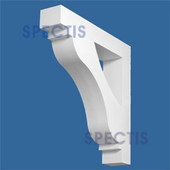 "BL2793 Corbel Block or Eave Bracket 4""W x 21""H x 21"" P"