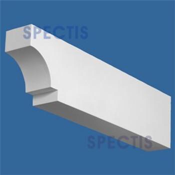 "BL2802 Corbel Block or Eave Bracket 3""W x 6""H x 24"" P"