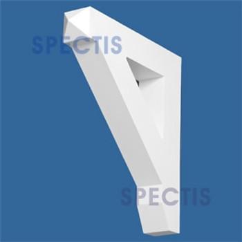 "BL2821 Corbel Block or Eave Bracket 2.5""W x 15""H x 13.5"" P"