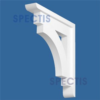 "BL2831 Corbel Block or Eave Bracket 4""W x 25""H x 24"" P"