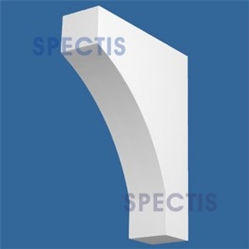 "BL2849 Corbel Block or Eave Bracket 4""W x 18""H x 14"" P"