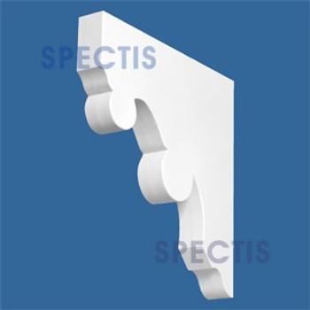 "BL2850 Corbel Block or Eave Bracket 4.75""W x 15.5""H x 14.75"" P"