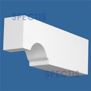 "BL2858 Corbel Block or Eave Bracket 2.75""W x 4.5""H x 13.5"" P"