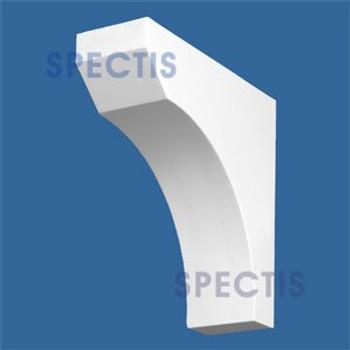 "BL2885 Corbel Block or Eave Bracket 3""W x 9.25""H x 9.25"" P"