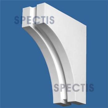 "BL2890 Corbel Block or Eave Bracket 3.5""W x 10.75""H x 9.5"" P"