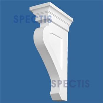 "BL2922 Corbel Block or Eave Bracket 4.5""W x 16""H x 8.5"" P"