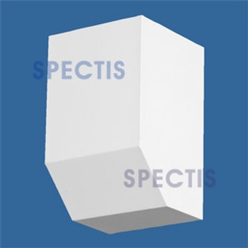 "BL2941 Corbel Block or Eave Bracket 3.5""W x 5.5""H x 3.5"" P"