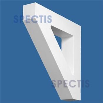 "BL2945 Corbel Block or Eave Bracket 2.5""W x 13.25""H x 13.25"" P"