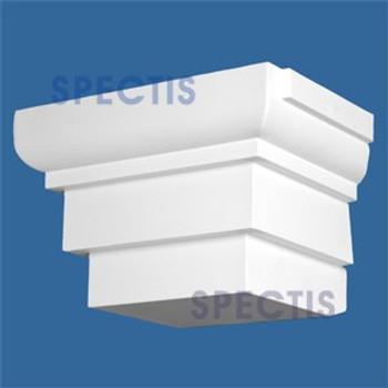 "BL2967 Corbel Block or Eave Bracket 8.5""W x 5.5""H x 7"" P"