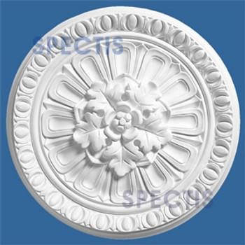 "CM1717 Decorative Ceiling Medallion 17"" Round"