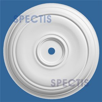 "CM2424S-45 45"" Round Decorative Ceiling Medallion 4"" Hole"
