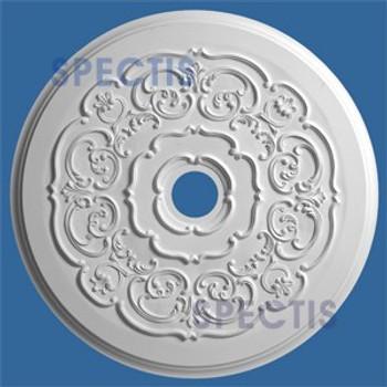"CM3232SR 32"" Round Decorative Ceiling Medallion 4"" Hole"
