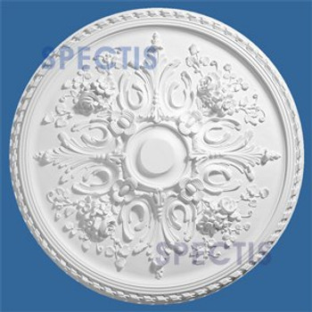"CM3333 32.5"" Round Decorative Ceiling Medallion 4"" Hole"