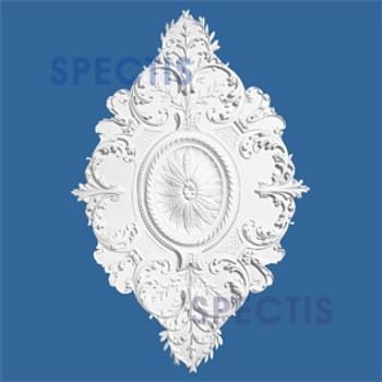 "CM4671 46"" x 71"" Oval Shape Decorative Ceiling Medallion"