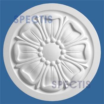 "CR109 15"" Round Decorative Rosette"