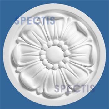 "CR7 7 5/8"" Round Decorative Rosette"