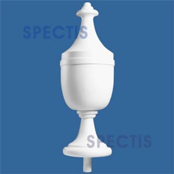 """FIN3110 Urn Style Urethane Finial 9-1/2"""" x 31"""""""