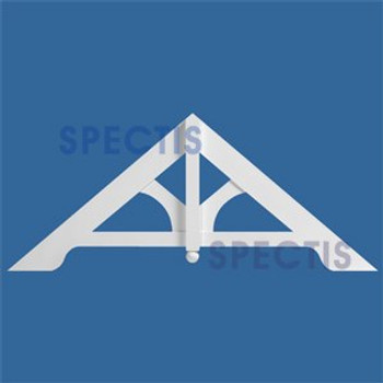 """GB3323-16-12 Spectis 16/12 Pitch Gingerbread 60 3/4""""W x 40 1/2""""H"""