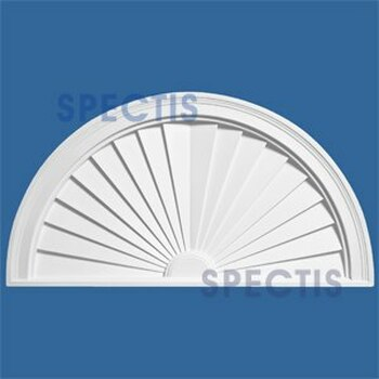 HCS5629 Urethane Sunburst HCS 56 x 29