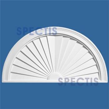 HCS8845 Urethane Sunburst HCS 88 x 45