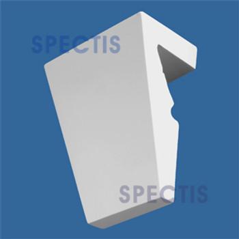 """K2714 Spectis Urethane Keystone 4 1/4""""P X 7""""H X 6""""W"""