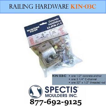 KIN 03-C Concrete Anchor Hardware