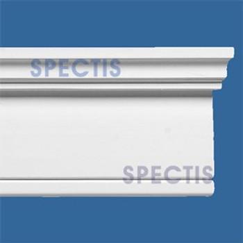 """MD1025 Spectis Molding Head Trim 1 5/8""""P x 5 1/2""""H x 144""""L"""