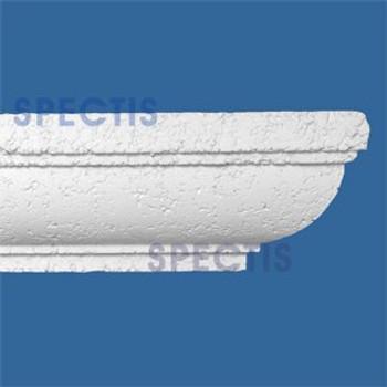 """MD1034CF Spectis Molding Concrete Finish 6 1/2""""P x 8""""H x 144""""L"""