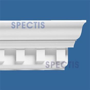"""MD1038 Spectis Crown Molding Trim 5 3/4""""P x 8 5/8""""H x 144""""L"""