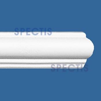 """MD1043 Spectis Molding Chair Rail Trim 9/16""""P x 1/8""""H x 120""""L"""