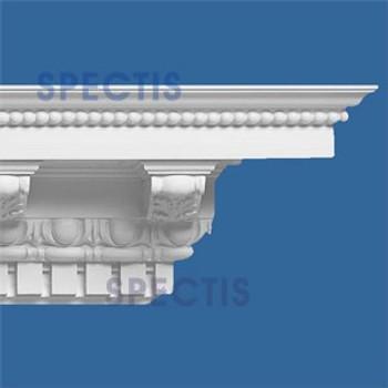 """MD1064 Spectis Crown Molding Dentil 8 1/2""""P x 8 1/2""""H x 139""""L"""