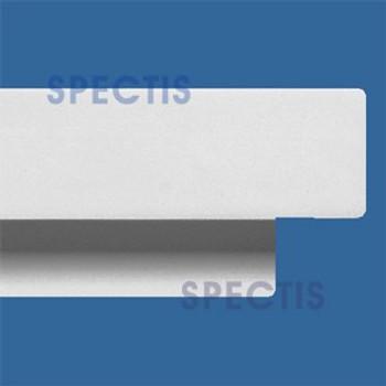 """MD1093 Spectis Molding Corner Block Trim 3""""P x 4""""H x 144""""L"""