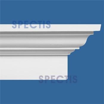 """MD1097 Spectis Crown Molding Trim 7 1/4""""P x 12 1/2""""H x 144""""L"""