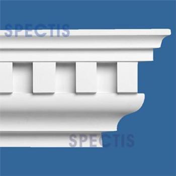 """MD1099D Crown Molding Dentil 8 1/4""""P x 11 1/4""""H x 144""""L"""