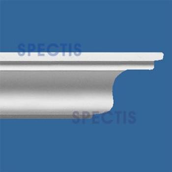 """MD1126 Spectis Crown Molding Trim 2 3/16""""P x 2 3/16""""H x 144""""L"""