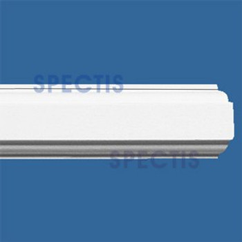 "MD1136 SPLIT Spectis Molding Rail Trim 9/16""P x 9/16""H x 144""L"